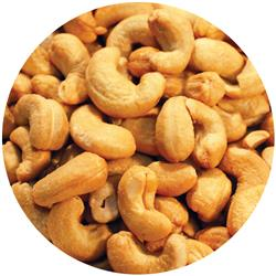 Cashew Roasted 240 Unsalted