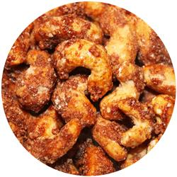Cashew Roasted Cinnamon