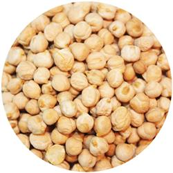 Chickpeas Raw 9Mm