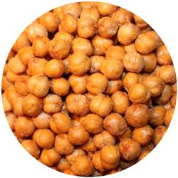 Chickpea Salted