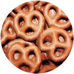 Chocolate Pretzels - Milk