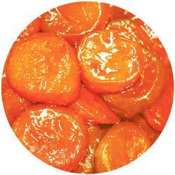 Glace Apricot