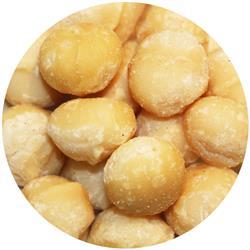 Macadamia Roasted - Unsalted