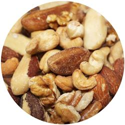 Mixed Nuts - Raw