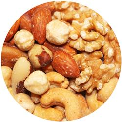 Mixed Nuts Deluxe - Roasted Salted