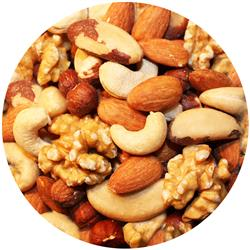 Mixed Nuts Deluxe - Roasted Unsalted
