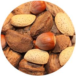 Mixed Nuts Raw In Shell