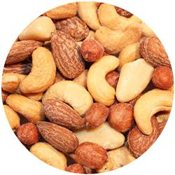 Mixed Nuts - Roasted Salted