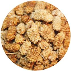 Mulberries White