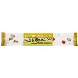 Nougat Fruit Almond Bar