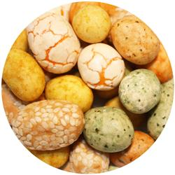 Peanut - Crackers (Dinosaur Eggs)