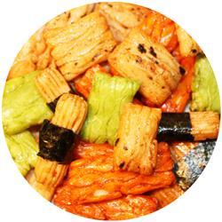 Rice Crackers - Seaweed