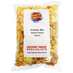 Snack Lovers - Nacho Cheese Cracker Mix