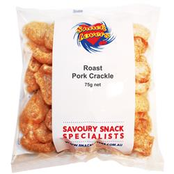 Snack Lovers - Pork Crackers 24 Pkt