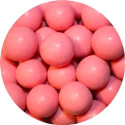 Yoghurt Strawberry Balls