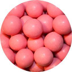 Yoghurt Strawberry Balls